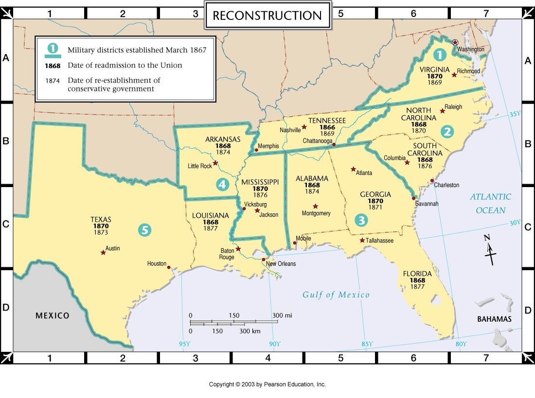 the reconstruction era in the united states 25 reconstruction era images that'll change your view of american history by gabe paoletti published june 28, 2017 updated january 18, 2018 the first.