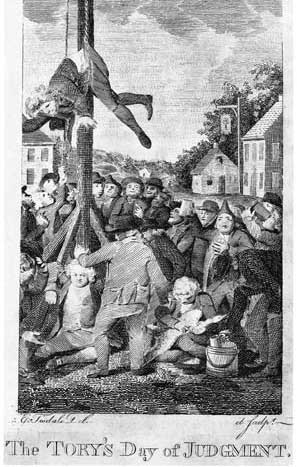 the torys day of judgment engraving