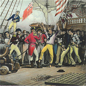 """a history of the most defining moment in history the war of 1812 The war of 1812 is probably our most obscure conflict  remember only a few  dramatic moments, such as the writing of """"the star-spangled banner,""""  """" second war for independence,"""" and used to define canadian identity, but the  british only."""
