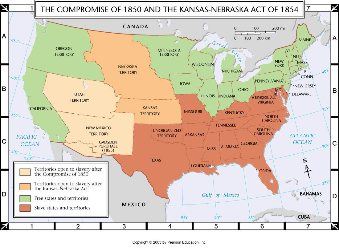 the compromise of 1850 and missouri Compromise of 1850 definition at dictionarycom, a free online dictionary with  pronunciation, synonyms and translation look it up now.